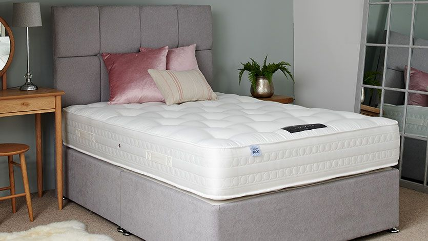 What to look for when buying a new bed and mattress