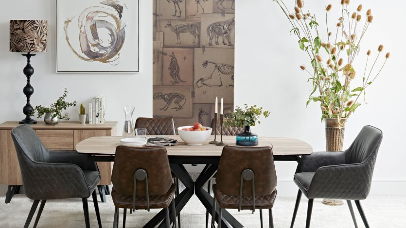 Dining Chairs - Benches and Barstools
