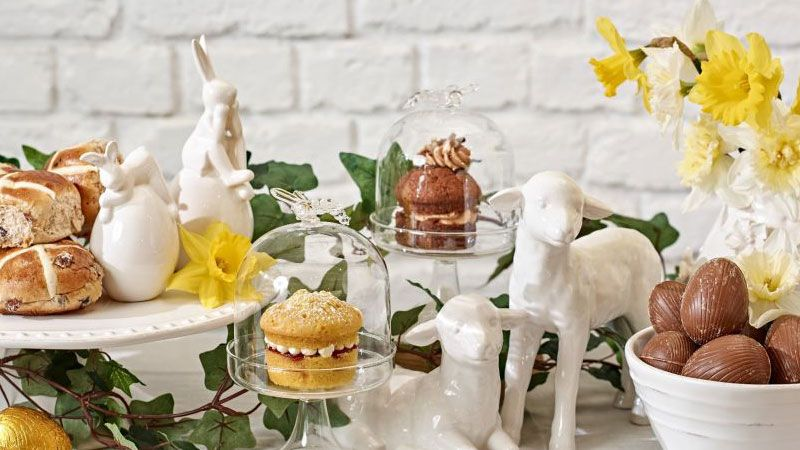 Afternoon Tea - how to host, this Easter
