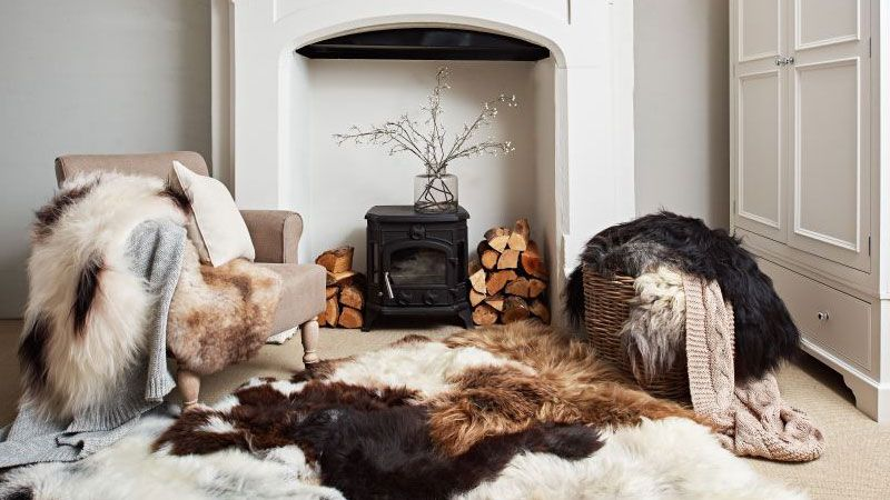 Sheepskin Pelts for Sale – Now Available from Woods Furniture