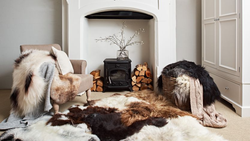 Sheepskin Hides for Sale