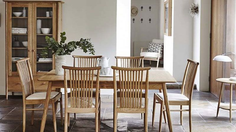Solid Oak Furniture Series: Contemporary Oak Furniture