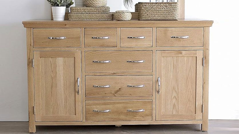 Oak Furniture Series: Modern Oak Furniture