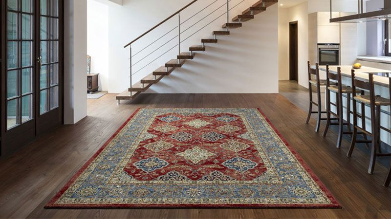 Simply sophisticated traditional rugs: A woven tale of a million threads