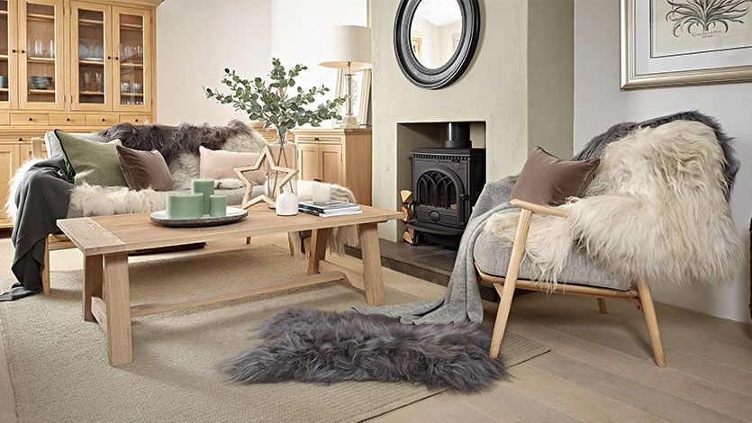 How to use Sheepskins this Winter | Sheepskin Rugs
