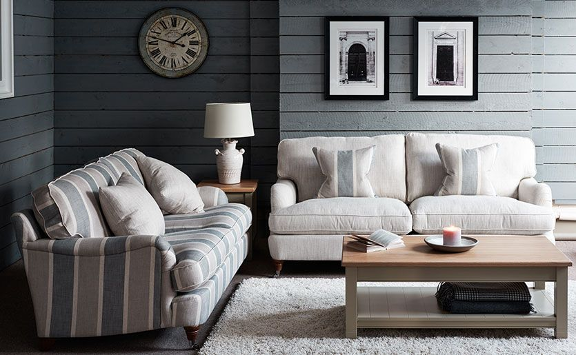 How To Make A Grey Living Room Cosy | Grey Furniture