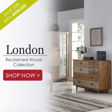 London Bedroom Furniture Collection