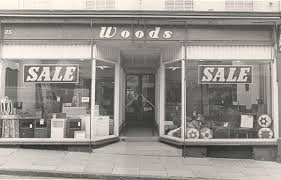 35 High East St in the 1980s