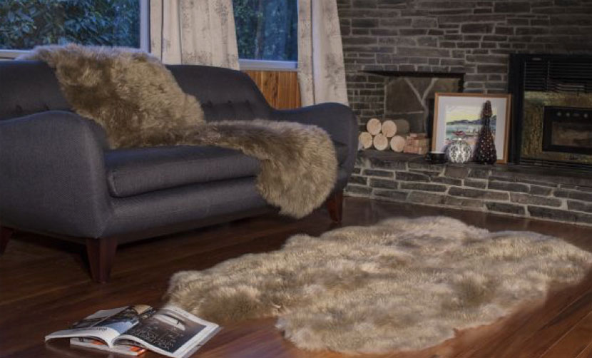 First Up In Our Giant Selection Is The Stunning Brown Extra Large Sheepskin This Rug Has A Pile Height Of 60mm Offering Luxurious Feel