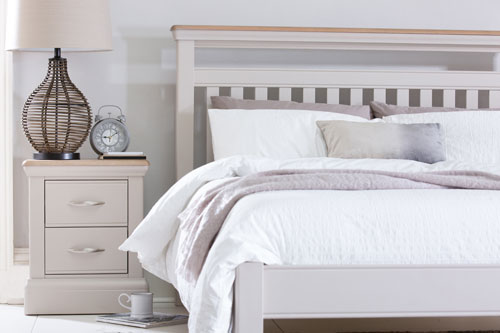Sonoma shabby chic bedroom furniture